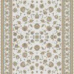 طرح 14001 کرم- فرش شیخ صفی اصفهان