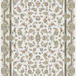 طرح 14002 کرم- فرش شیخ صفی اصفهان